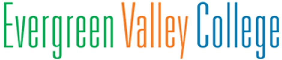 Evergreen Valley College logo